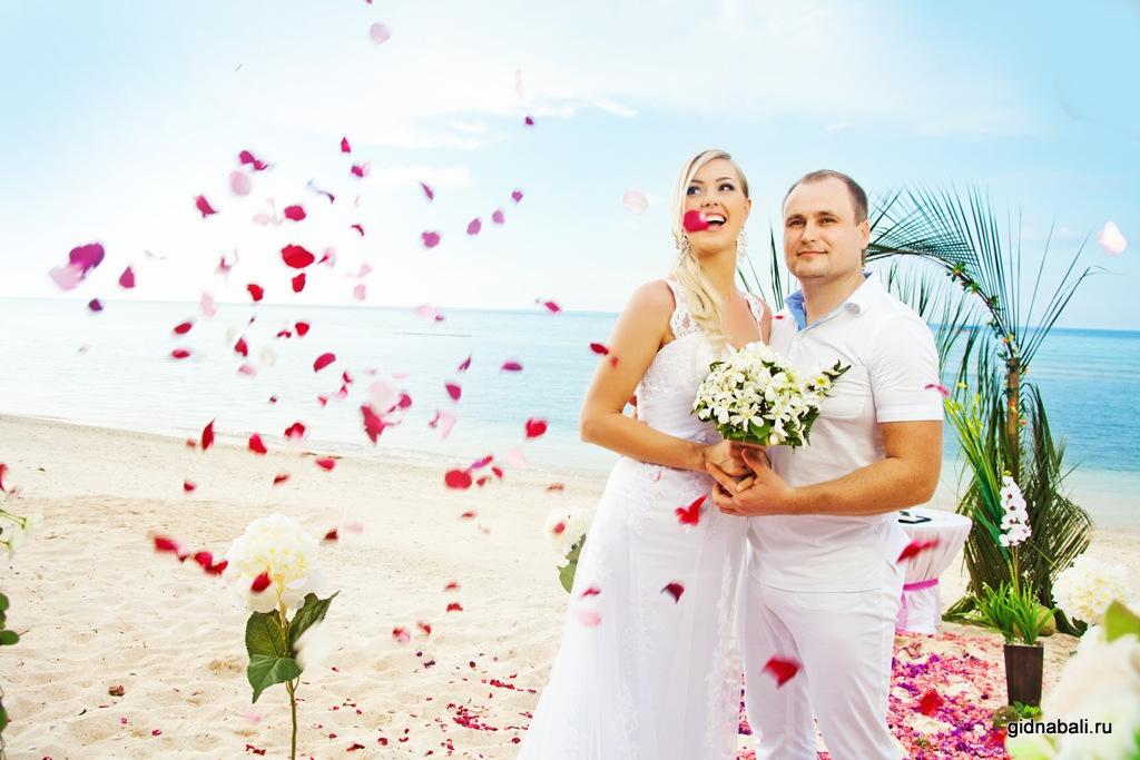 Свадьба на Гили фото