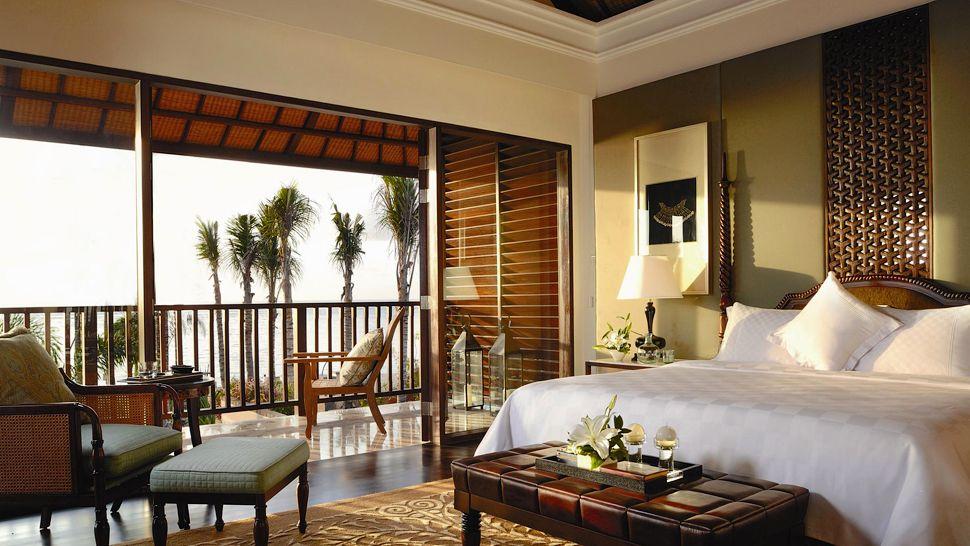 отели на острове бали