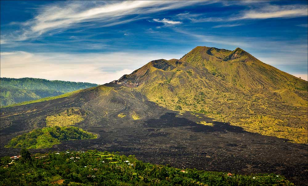 Вулкан Батур - экскурсия по Бали