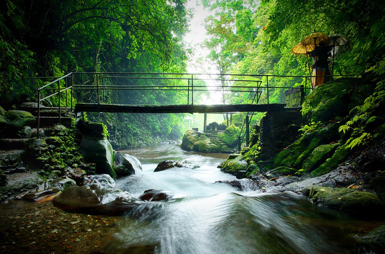 Гит-Гит водопад, Бали
