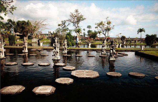 Экскурсии по Бали - Тиртаганга
